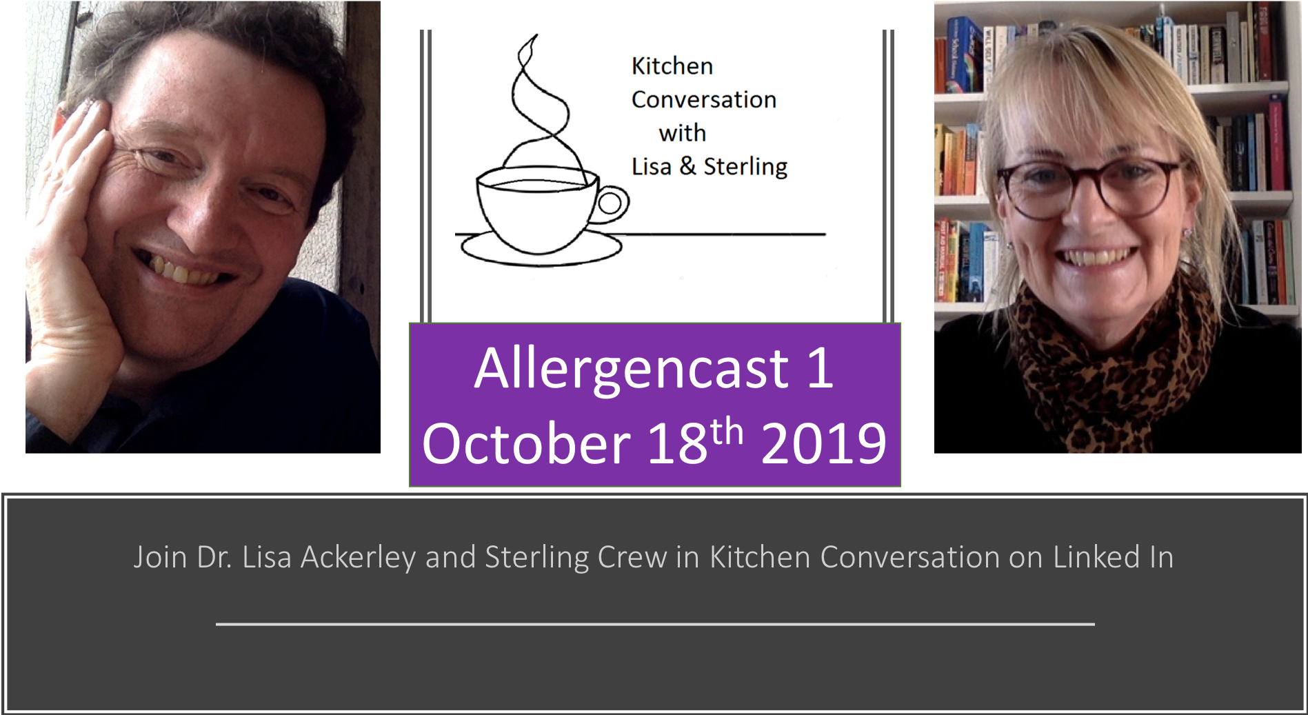 Kitchen Conversation Food Allergen discussion